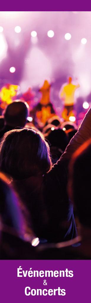 Evénements et concerts - Foire de pau 2017