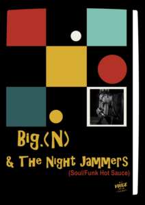 Big N And The Night Jammer