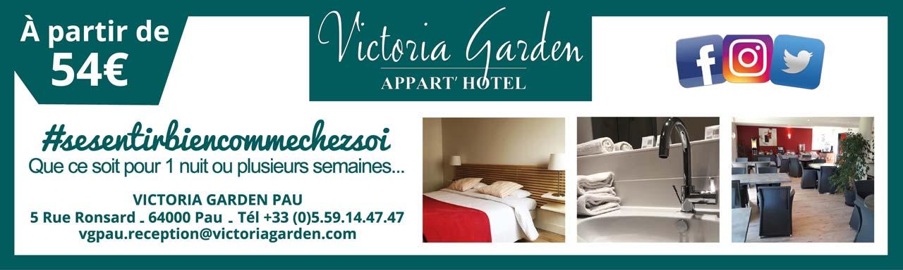 Victoria Garden Appart'Hotel
